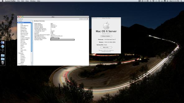 Desktop Image Hackintosh